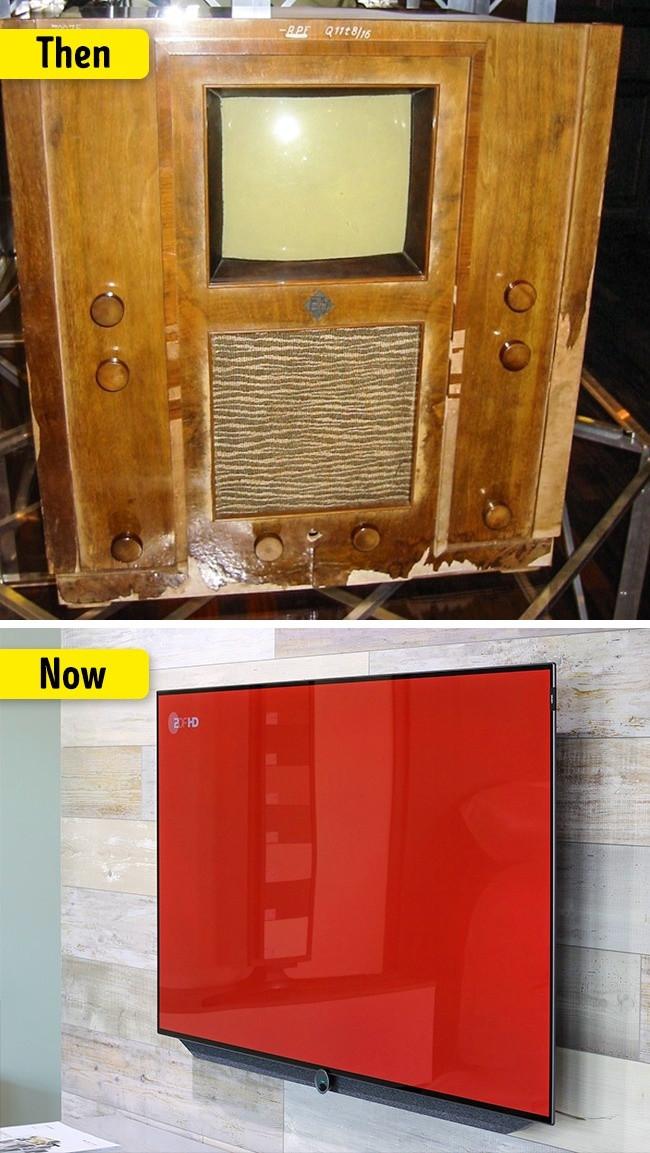 Những đồ vật quen thuộc ngày xửa ngày xưa trông như thế nào?
