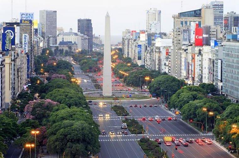 Những đường phố độc đáo nhất trên thế giới