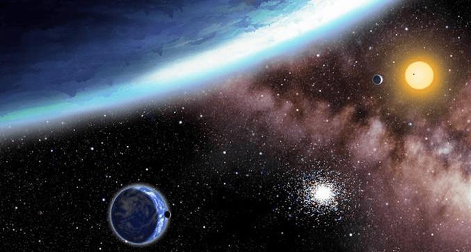 Những hành tinh mồ côi trong vũ trụ