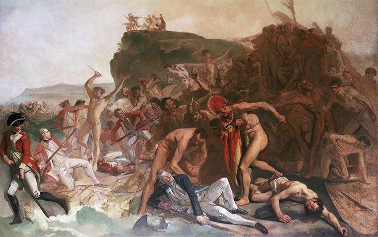 Những hành trình của nhà thám hiểm vĩ đại James Cook
