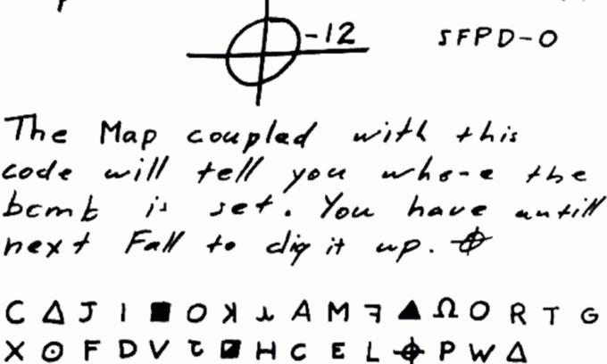 Những mật mã bí ẩn chưa được giải đáp trên thế giới