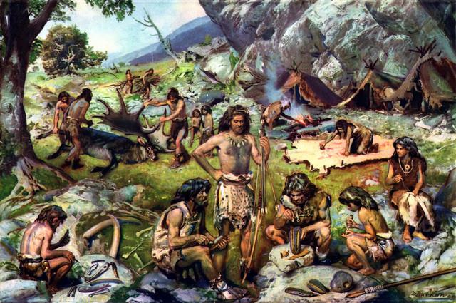 Những người đầu tiên đến định cư tại Úc từ hơn 50.000 năm trước