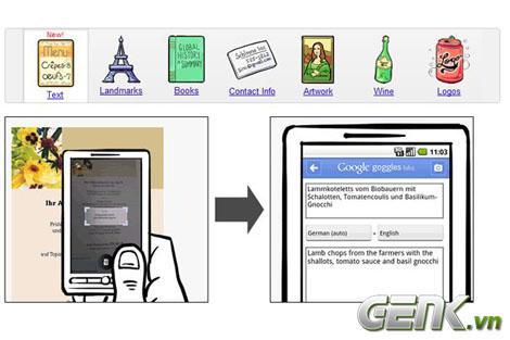 Những phát minh điên rồ mới nhất của Google