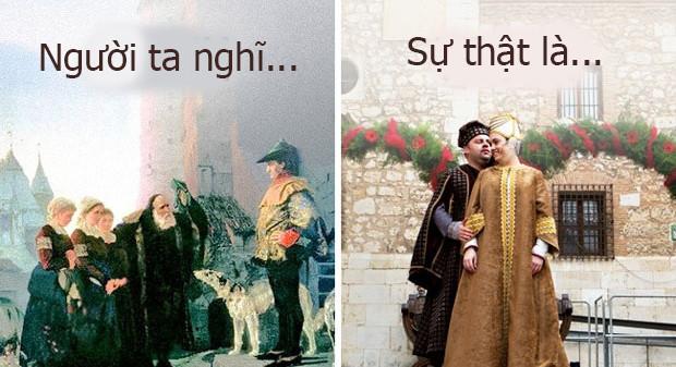 Những sai lầm về người thời Trung cổ mà bạn sẽ há hốc miệng khi biết sự thật