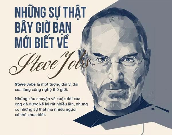 Những sự thật bây giờ bạn mới biết về tượng đài Steve Jobs