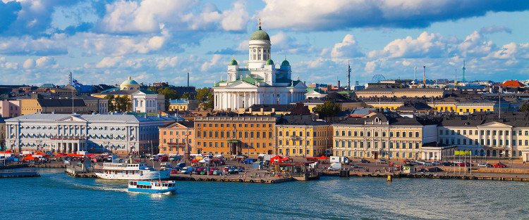 Những sự thật thú vị về đất nước Phần Lan