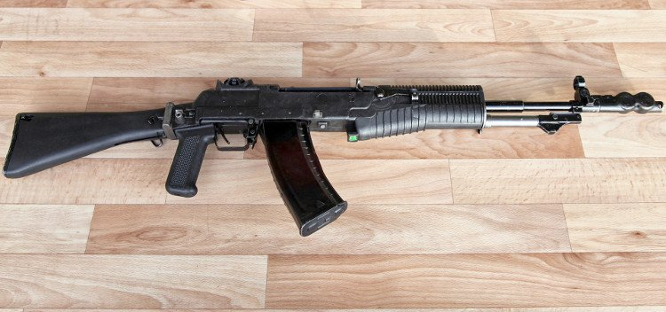 Những súng trường sát thủ của lính Nga trong tác chiến đô thị