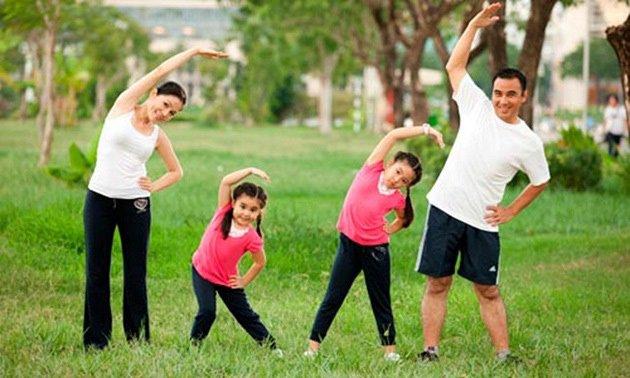 Những thời điểm tập thể dục tốt nhất