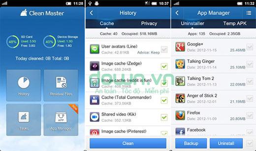 Những ứng dụng nên có trong điện thoại Android mới (Phần 1)