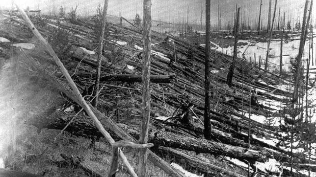 Những vụ nổ thiên thạch chấn động trong lịch sử
