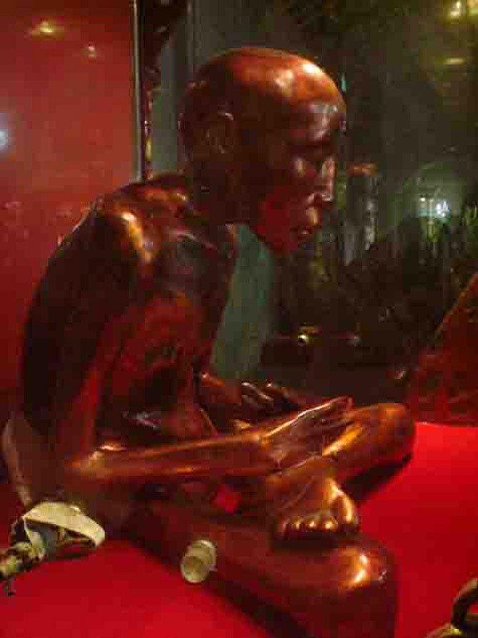 Những xác ướp cổ kỳ lạ nhất Việt Nam