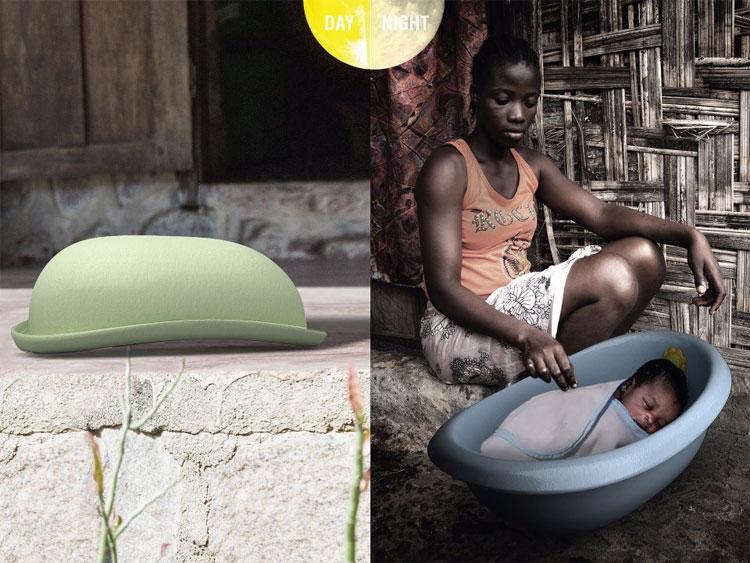Nôi công nghệ cao có thể bảo vệ hàng triệu trẻ em nghèo trên thế giới