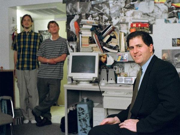Nơi khởi nghiệp của các ông lớn trong ngành công nghệ