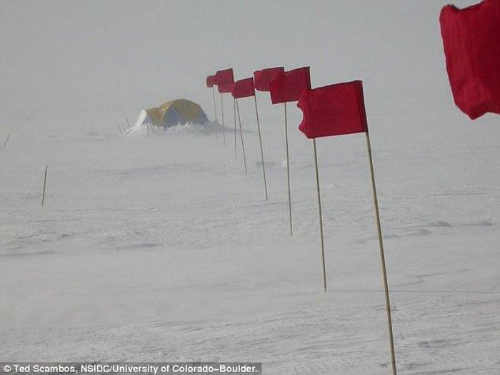 Nơi lạnh nhất Trái đất thật ra… còn lạnh hơn nữa