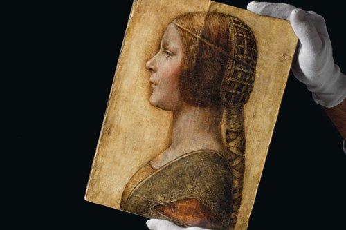 Nụ cười bí ẩn của nàng Mona Lisa thứ hai