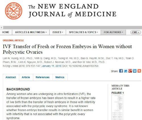 Nữ tiến sĩ y khoa được thưởng gần 300 triệu đồng cho bài báo quốc tế
