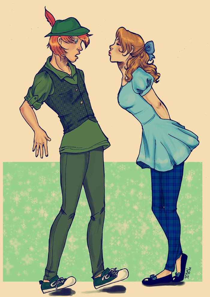 Peter Pan - hội chứng tâm lý nguy hiểm trong tình yêu
