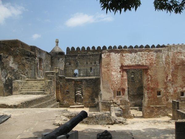 Pháo đài Jesus tại Mombasa - Di sản văn hóa thế giới của Kenya