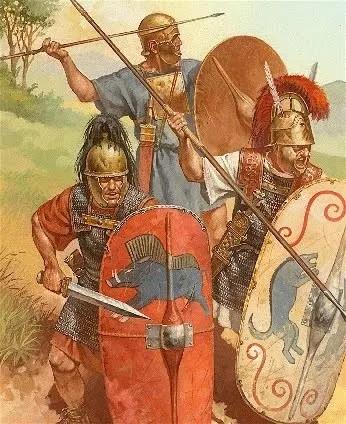 Phát hiện con đường quân sự La Mã cổ đại