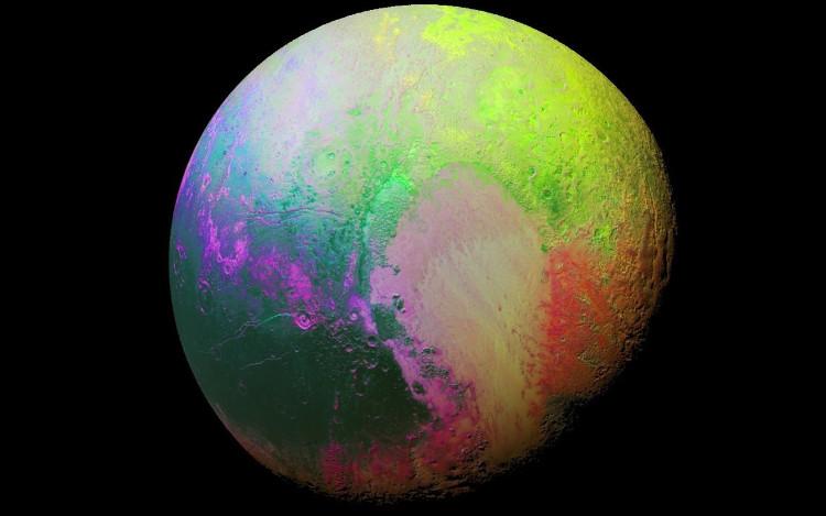 Phát hiện dấu hiệu sự sống trên sao Diêm Vương