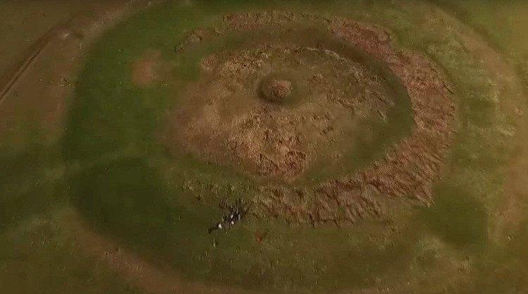 Phát hiện đền thờ Mặt Trời khổng lồ 3.000 năm tuổi ở Trung Quốc