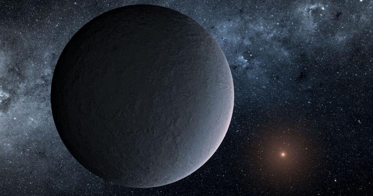 Phát hiện hành tinh băng siêu lạnh có khối lượng giống Trái Đất