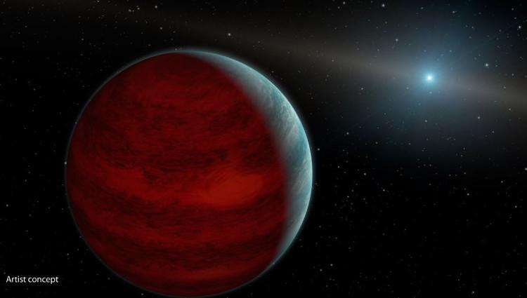 Phát hiện hành tinh mới lớn gấp 13 lần sao Mộc