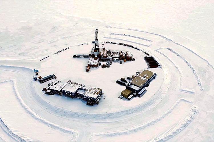 Phát hiện mỏ dầu 1,2 tỉ thùng ở Alaska