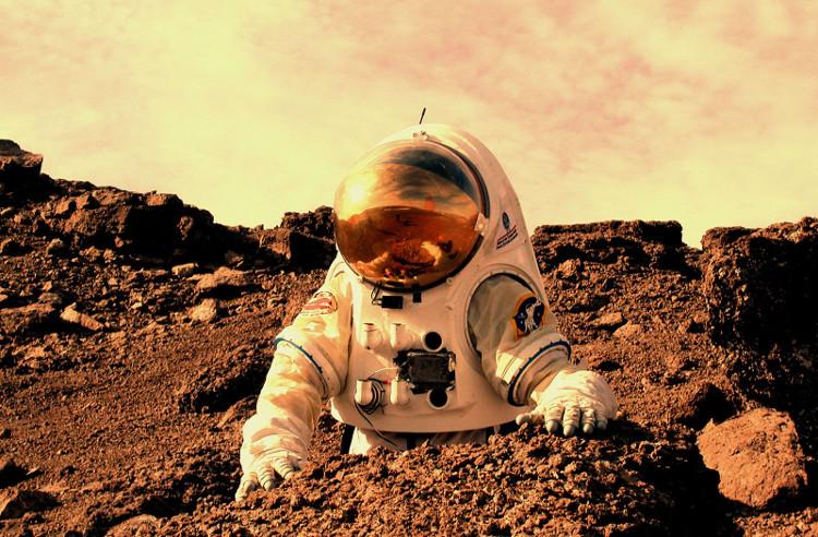 Phát hiện mới đang khiến hy vọng chinh phục sao Hỏa của NASA khó lòng thành công