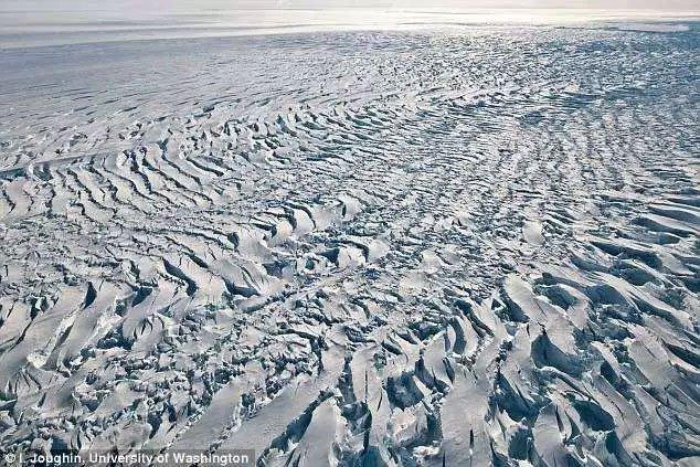 Phát hiện thêm một nguồn nhiệt núi lửa ở Nam Cực