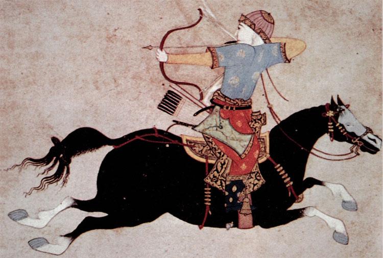 Phát minh đơn giản làm nên đế chế Mông Cổ