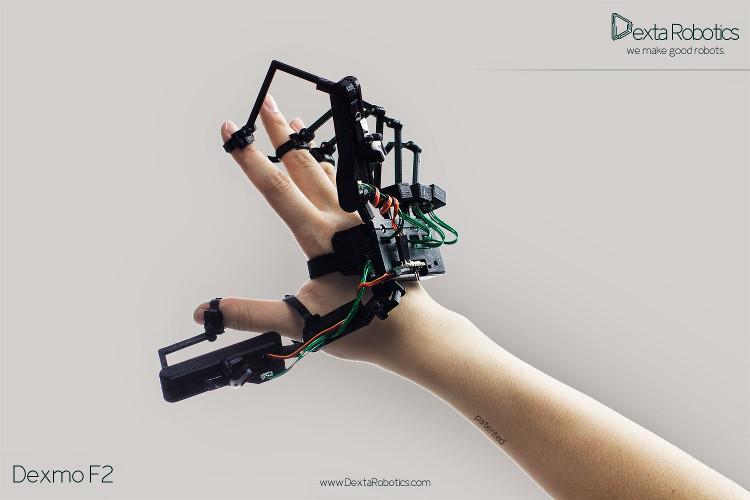Phát triển thành công găng tay mang lại cảm giác thật khi bạn sờ vào những vật ảo