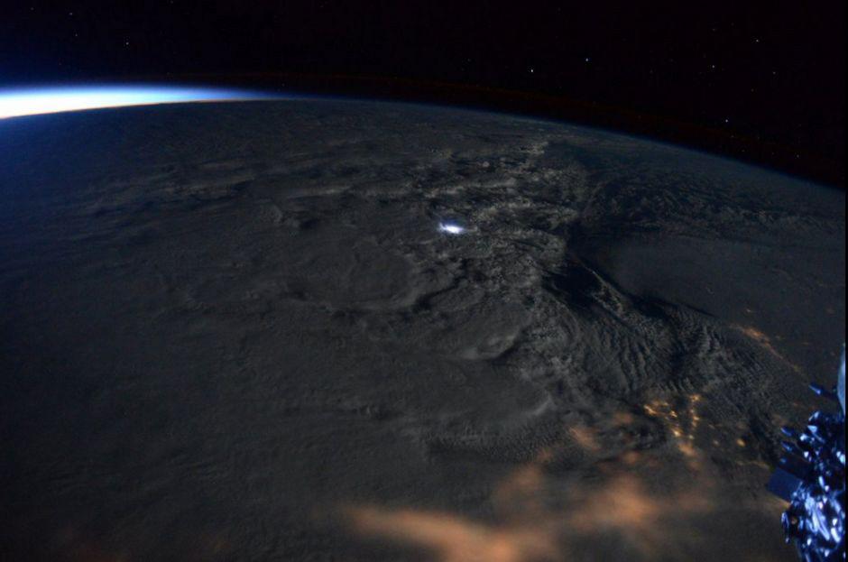 Phi hành gia chụp ảnh TP Hồ Chí Minh từ vũ trụ