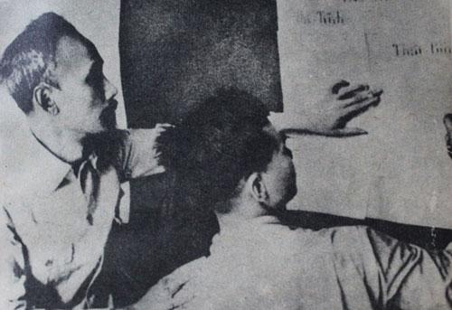 Phong trào diệt giặc dốt 70 năm trước