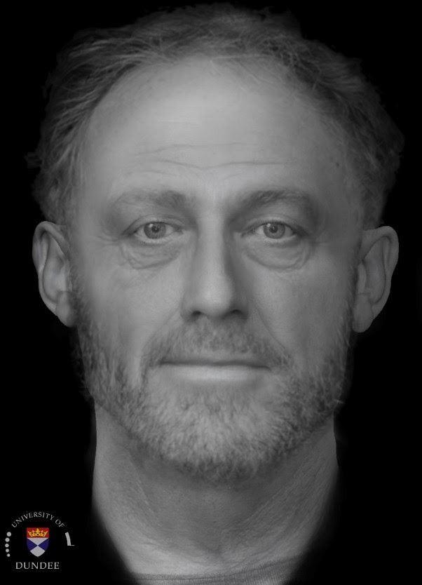 Phục dựng thành công khuôn mặt người đàn ông sống 700 năm trước