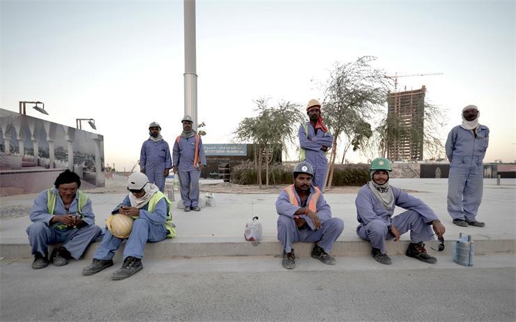 Qatar - nơi có dân số kỳ lạ nhất thế giới