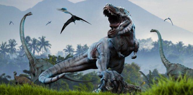 Quái vật đáng sợ nhất lịch sử,khủng long bạo chúa còn trở thành bữa ăn của chúng