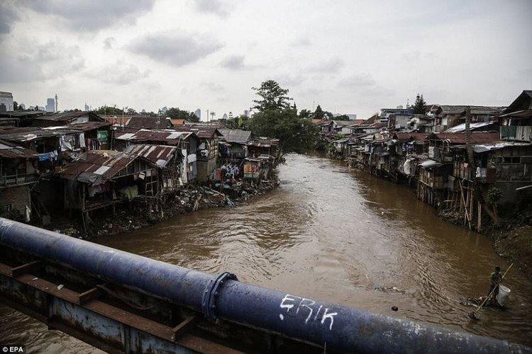 Quốc gia Đông Nam Á chìm xuống biển nhanh nhất thế giới