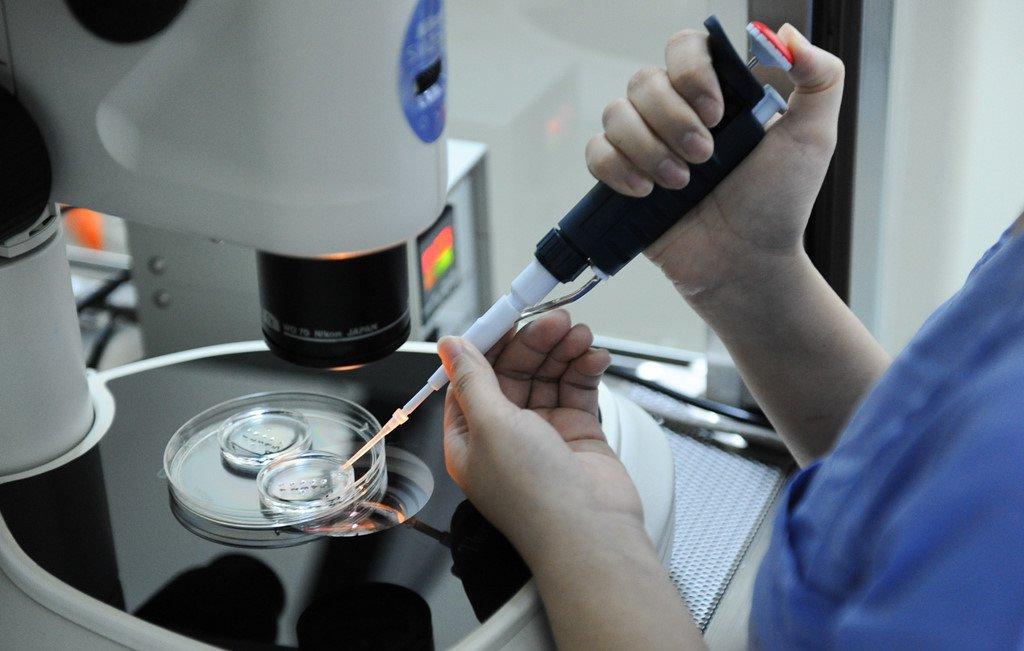Quy trình tạo em bé trong ống nghiệm