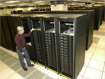 Roadrunner - Máy tính triệu đô, kỷ lục tốc độ