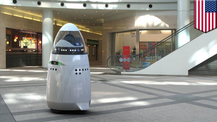 Robot chống tội phạm ở Thung lũng Silicon bị bợm nhậu tấn công