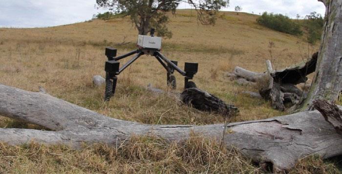 Robot nông dân sẽ thay thế con người trên cánh đồng