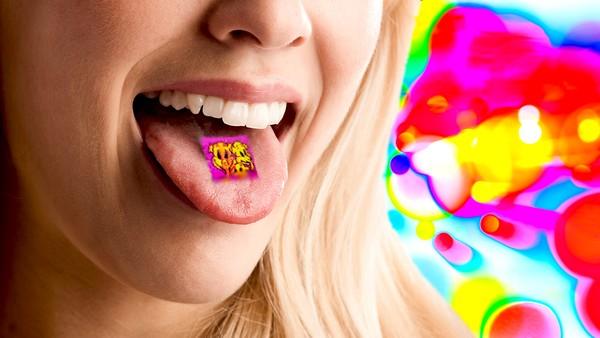 Rùng rợn loại ma túy bùa lưỡi khiến bạn bị tâm thần phân liệt suốt đời
