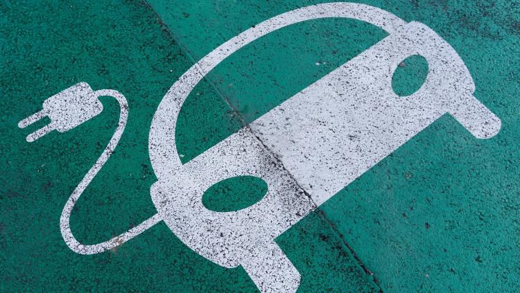 Sạc pin không dây cho xe điện
