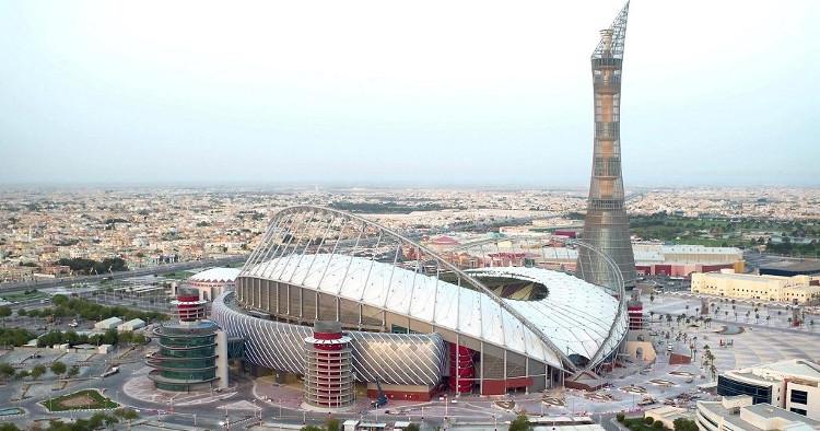 Sân vận động đầu tiên trên thế giới trang bị điều hòa khủng đã hoàn thành