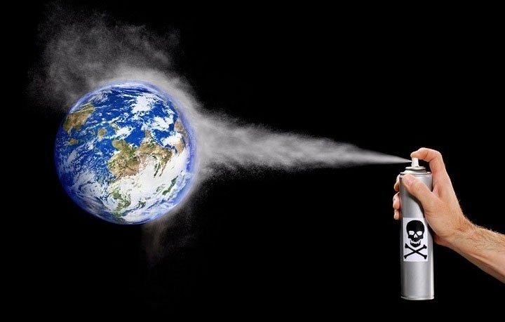 Sản xuất bọt cách nhiệt tại Trung Quốc gây ra lỗ thủng tần Ozone