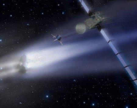 Sao chổi - bí ẩn của vũ trụ