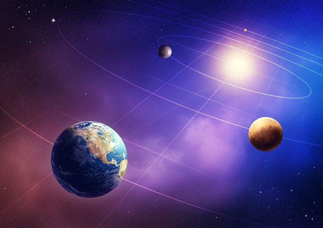 Sao Hỏa sắp sửa nghịch hành nhưng điều này có ý nghĩa như thế nào?