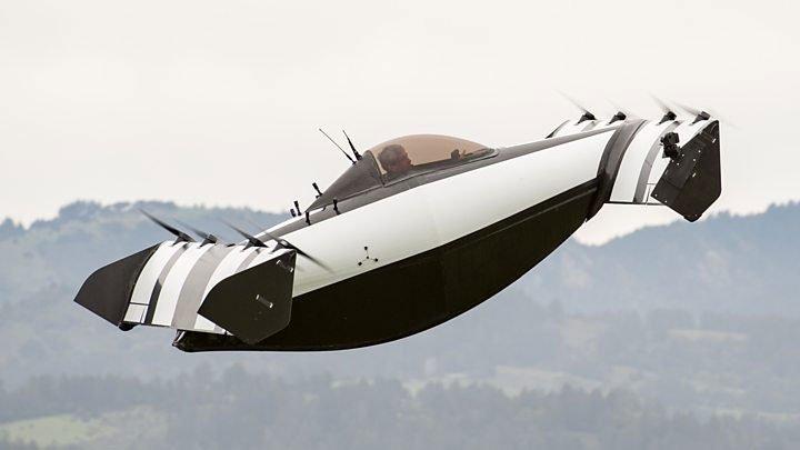Sẽ có xe bay giá rẻ ai cũng có thể lái?