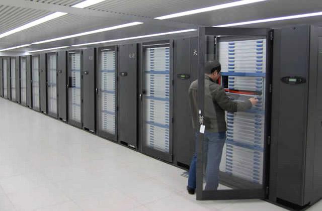 Siêu máy tính Mira hất văng Tianhe-1a